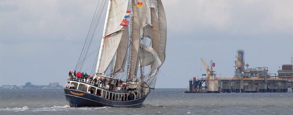 Tallship Thalassa